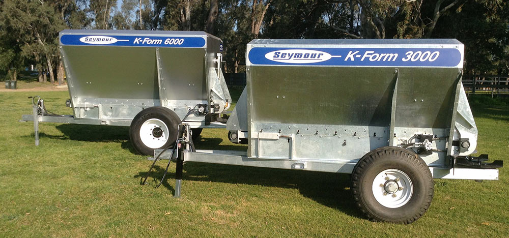 The Seymour K-Form Spreader