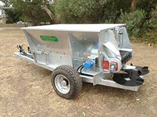 The Seymour K-Form L/P Spreader 1500